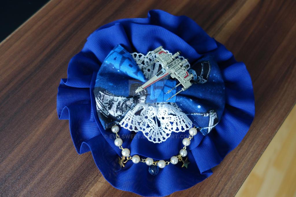 Star Wars Lolita Headpiece by Evilsweet