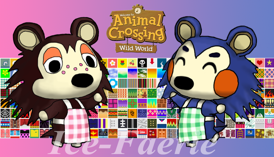 Faerie >> Mabel and Sable - Animal Crossing WW by Ice-Faerie on ...