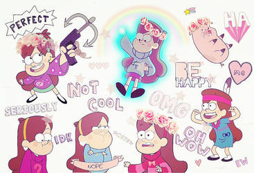 GF-Mabel.P!! by Ariana-Cat