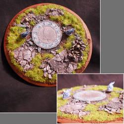 Mystical Monument: Magic Circle