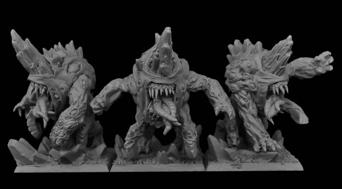 Beasts Of Nurgle by Taelonar