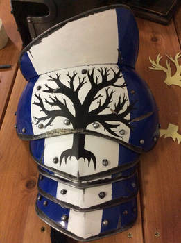 Warden Pauldron - Legion Tree