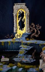 Portal to the Garden of Nurgle by Taelonar
