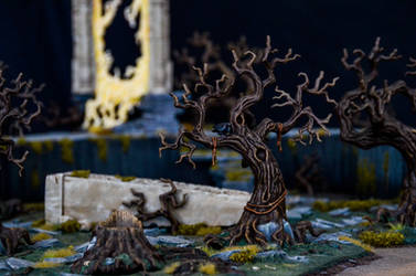 Hangman's Tree by Taelonar