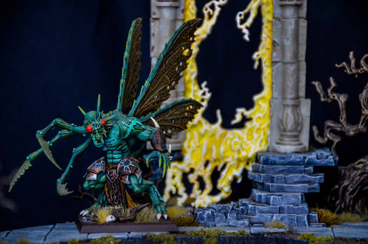 The Daemon Prince Emerges