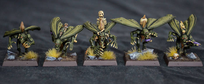 Chaos Furies of Nurgle