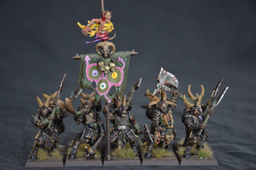 Bestigors of Nurgle