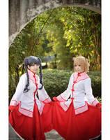 Sakura n Tomoyo - cardcaptor sakura