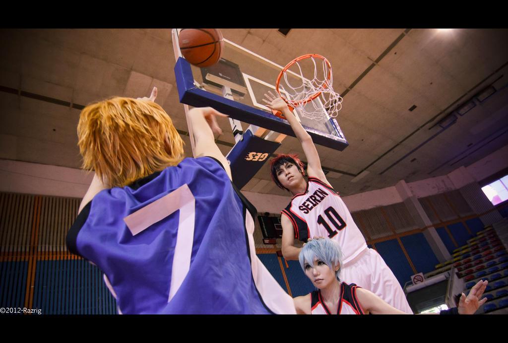 Kuroko No Basket Art Style : Kuroko no basuke by bakasteam on deviantart