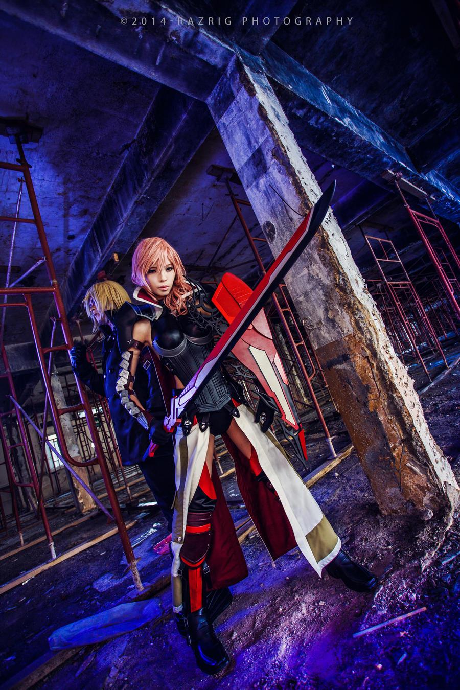 Lightning Returns: Final Fantasy XIII by Bakasteam