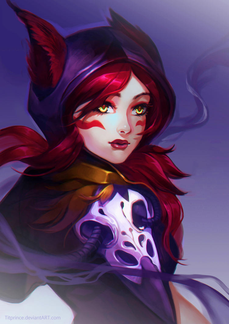 ..:: [FANART LeagueOfLegends] XAYAH ::.. by TitPrince