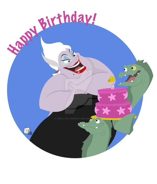 happy birthday ursula