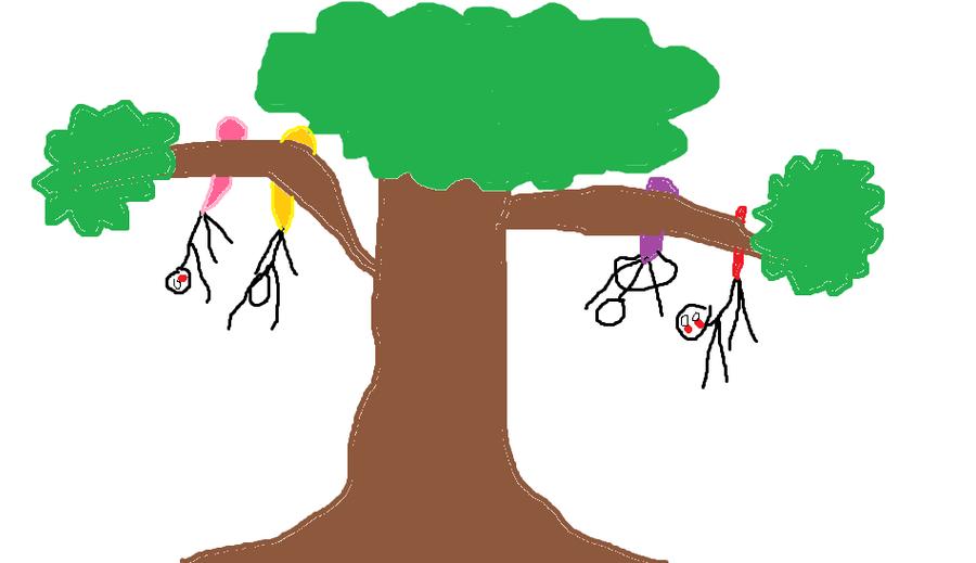 tree wedgie Gallery