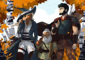 Autumn - The Adventure Zone