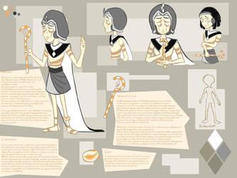Alabaster - Character Sheet