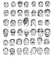 Gesichter by StampferAlex
