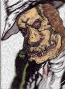 Scarecrow transmission
