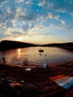 Shumaricko Jezero by EvolvedIntoNothing