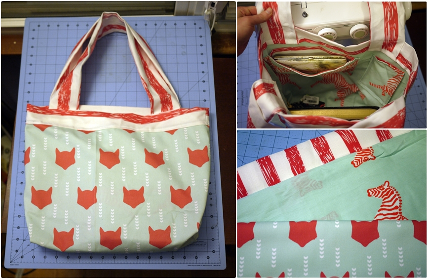 New Tote Purse by 8bitHealey