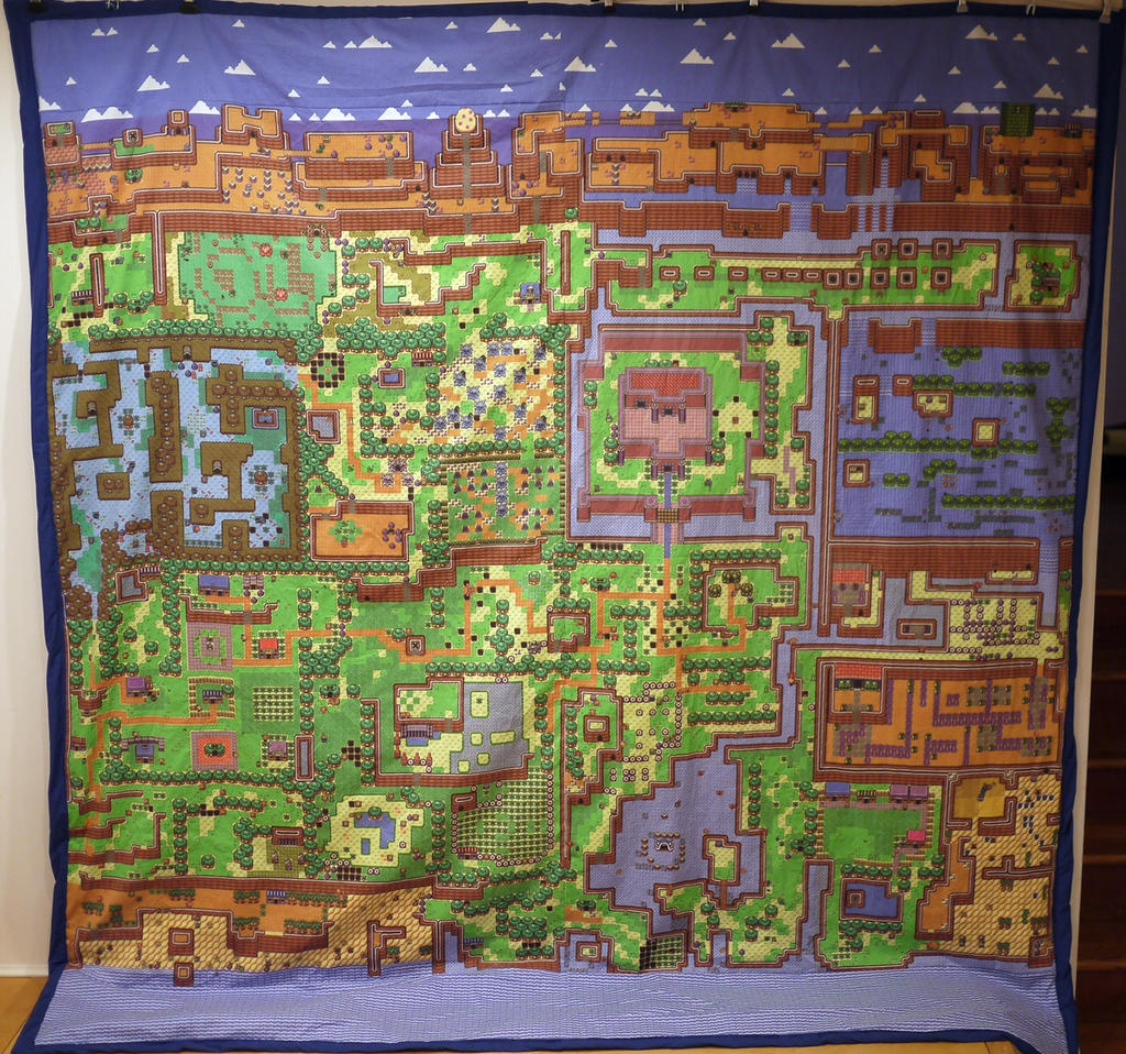 Links awakening map quilt by 8bithealey on deviantart links awakening map quilt by 8bithealey links awakening map quilt by 8bithealey gumiabroncs Gallery