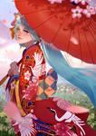 Kimono Miku