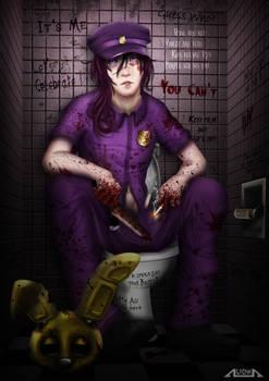 Purple Guy - Do not disturb