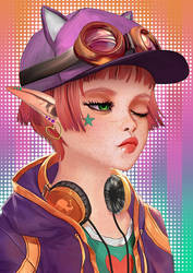 Colorful by A-lichka