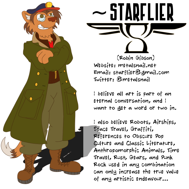Starflier's Profile Picture