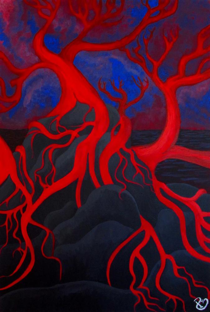 Trees by Starflier