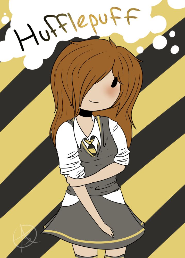 Hufflepuff by Ask-Alicia-Caramel