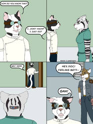 Not What I Was - Page 112