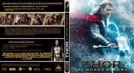 MCU Thor El mundo Oscuro