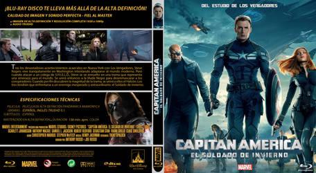 MCU Capitan America El Soldado de Invierno