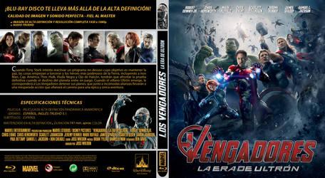 MCU Vengadores la Era de Ultron