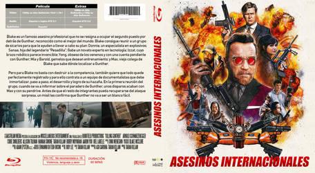 Asesinos Internacionales / Killing Gunther Cover