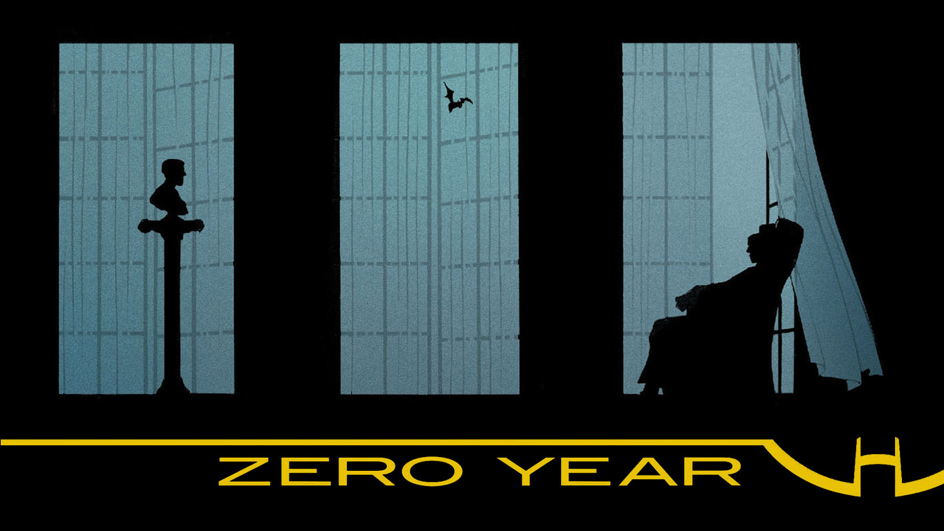Batman-zero Year Wallpaper by vitnaa on deviantART