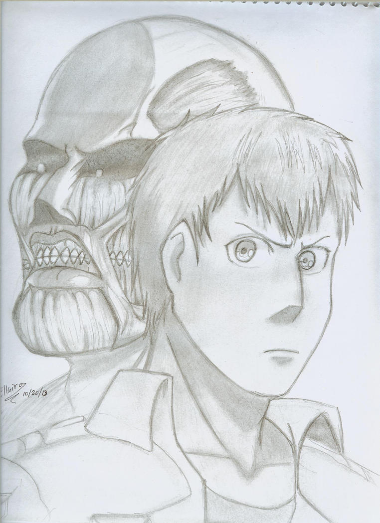 Bertholdt Fubar: The Colossal Titan by ...