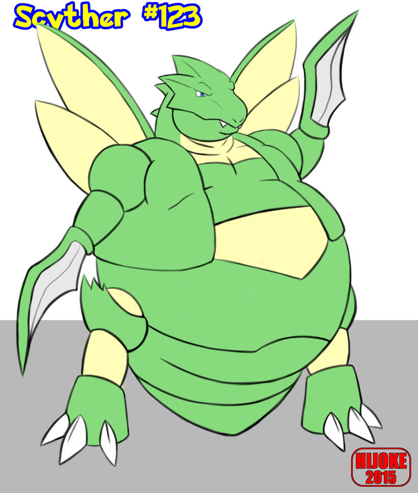 scyther 2 pokemon - photo #19