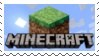 Minecraft Stamp by HIJOKEtheDragon