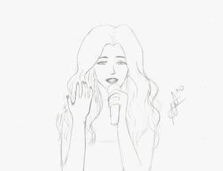Singer-sketch