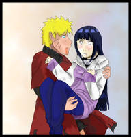 Naruhina- You are that person by Artict