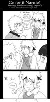 NH 439- Go for it, Naruto by Artict