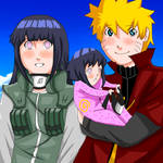 Naruhina- Family picture