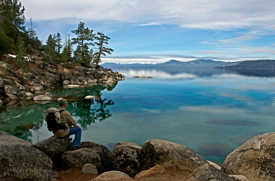 Tahoe North Shore II by Allen59