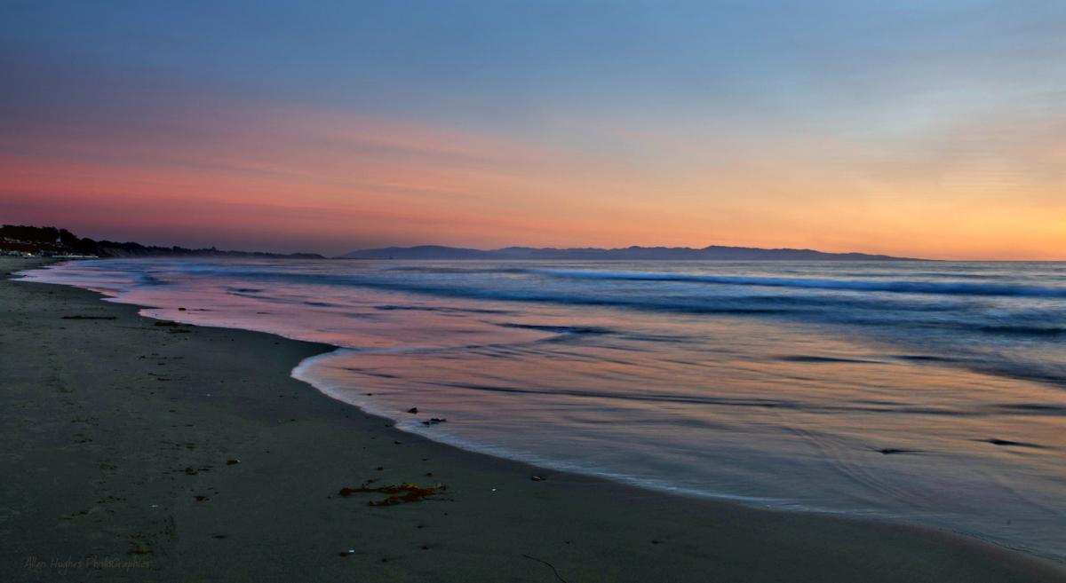 Seacliff Sunset by Allen59