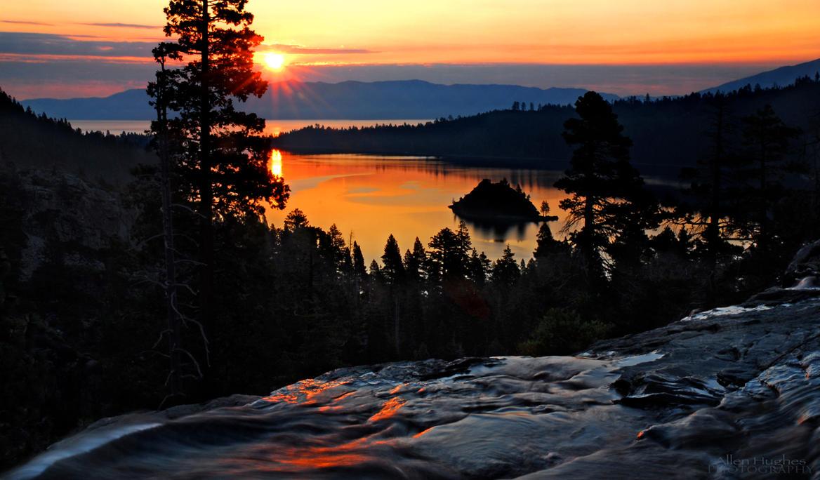 Eagle View Sunrise by Allen59
