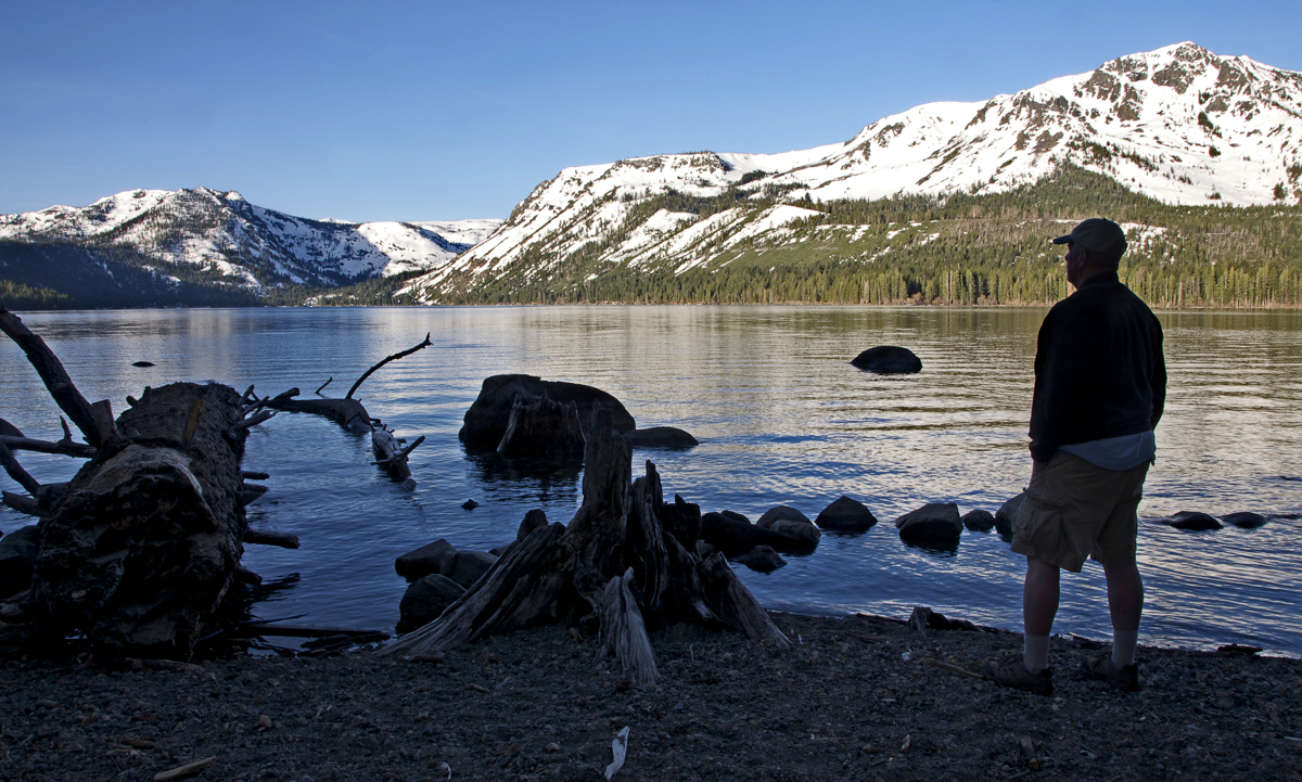 Fallen Leaf Lake by Allen59