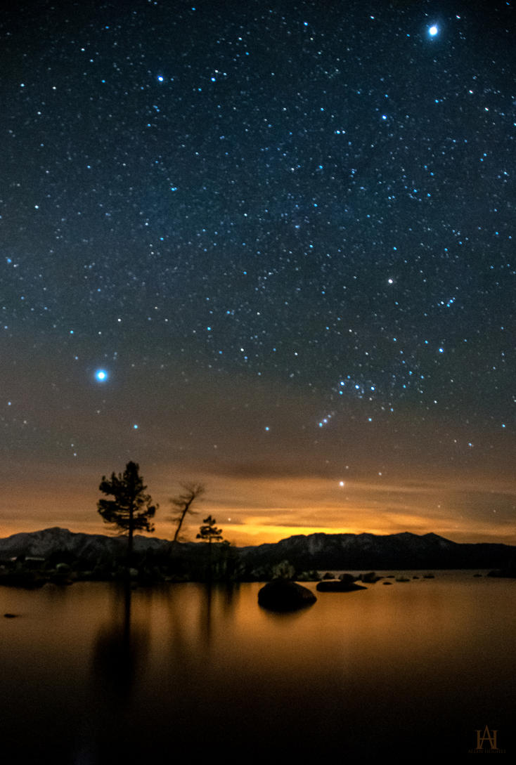 Orion Horizon by Allen59