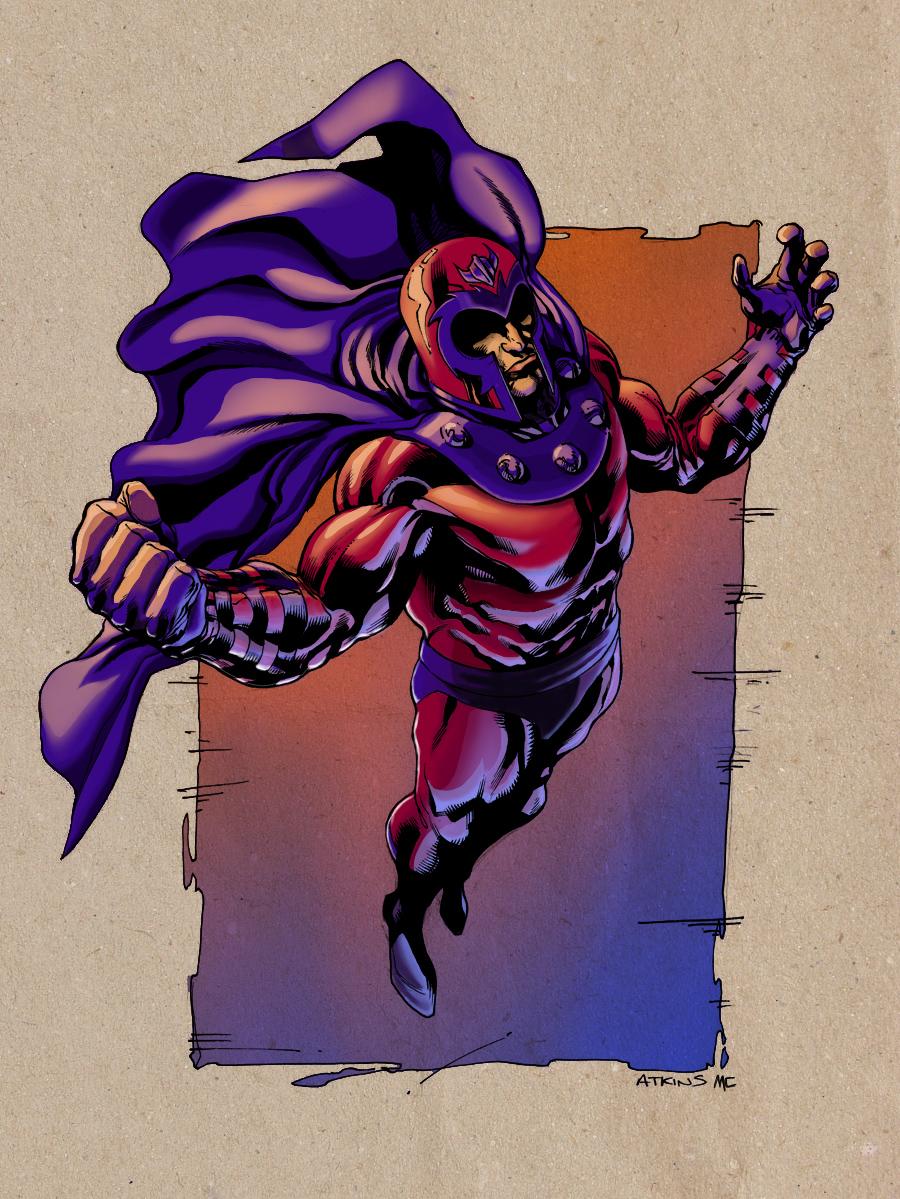 Magneto by ObjectGlow