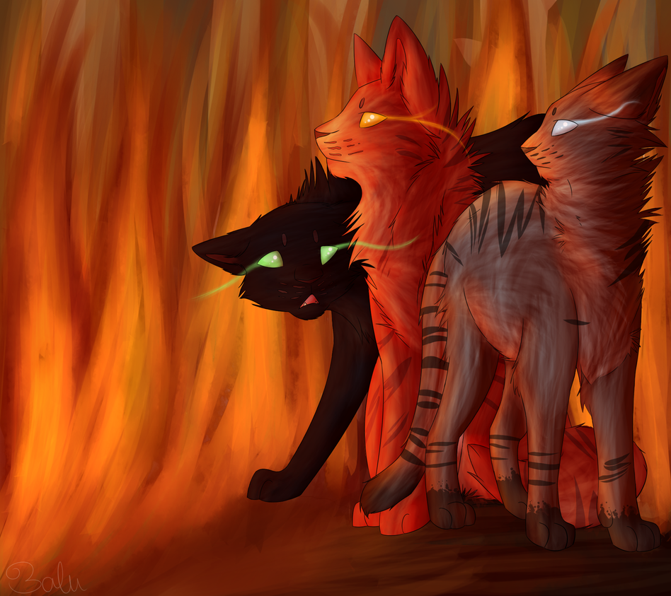 There will be three. by Balu-Pixels